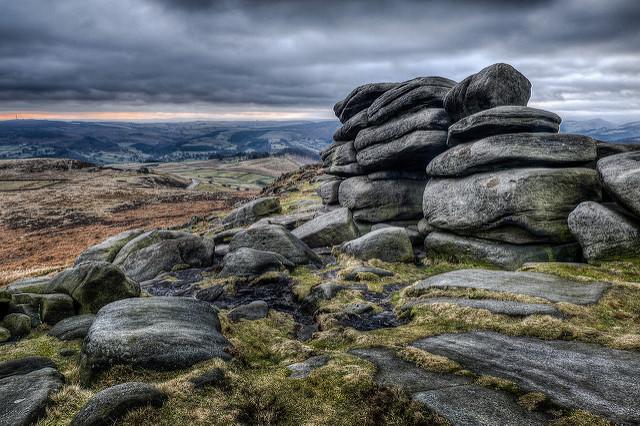 Higger Tor, Peak District