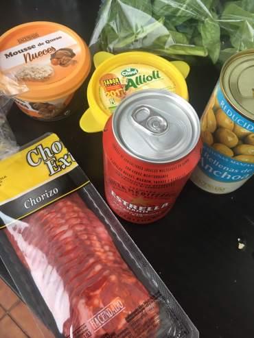 Tasty treats from the Spanish supermarket!